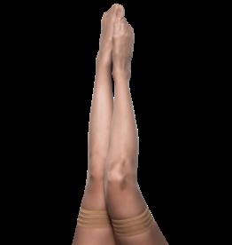 Kix'ies Jenny Sheer Nude Thigh Highs