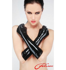 Elbow Length Latex Gloves