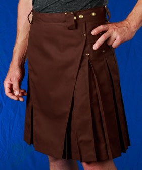 Stump Kilt w/ Rivets