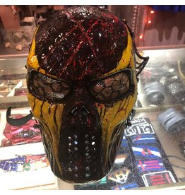 Baby Doll Custom Crafted skull Mask