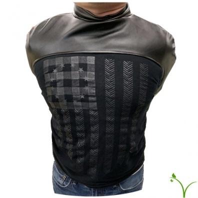 Vegan Bondage Sleeve Binder