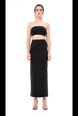 Basic Bandeau & Maxi Skirt Set
