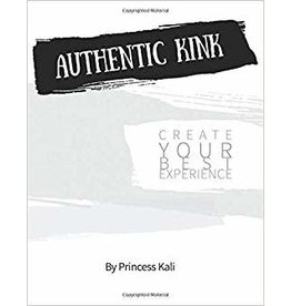 Kink Academy Authentic Kink Workbook