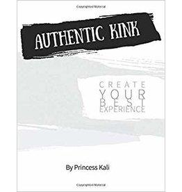 Kink Academy Authentic Kink Workbook