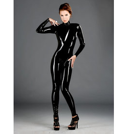 Back Zip Hype Catsuit