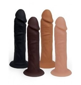 Pleasure Works Captain Single Density Dildo
