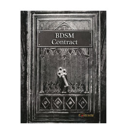BDSM Contract