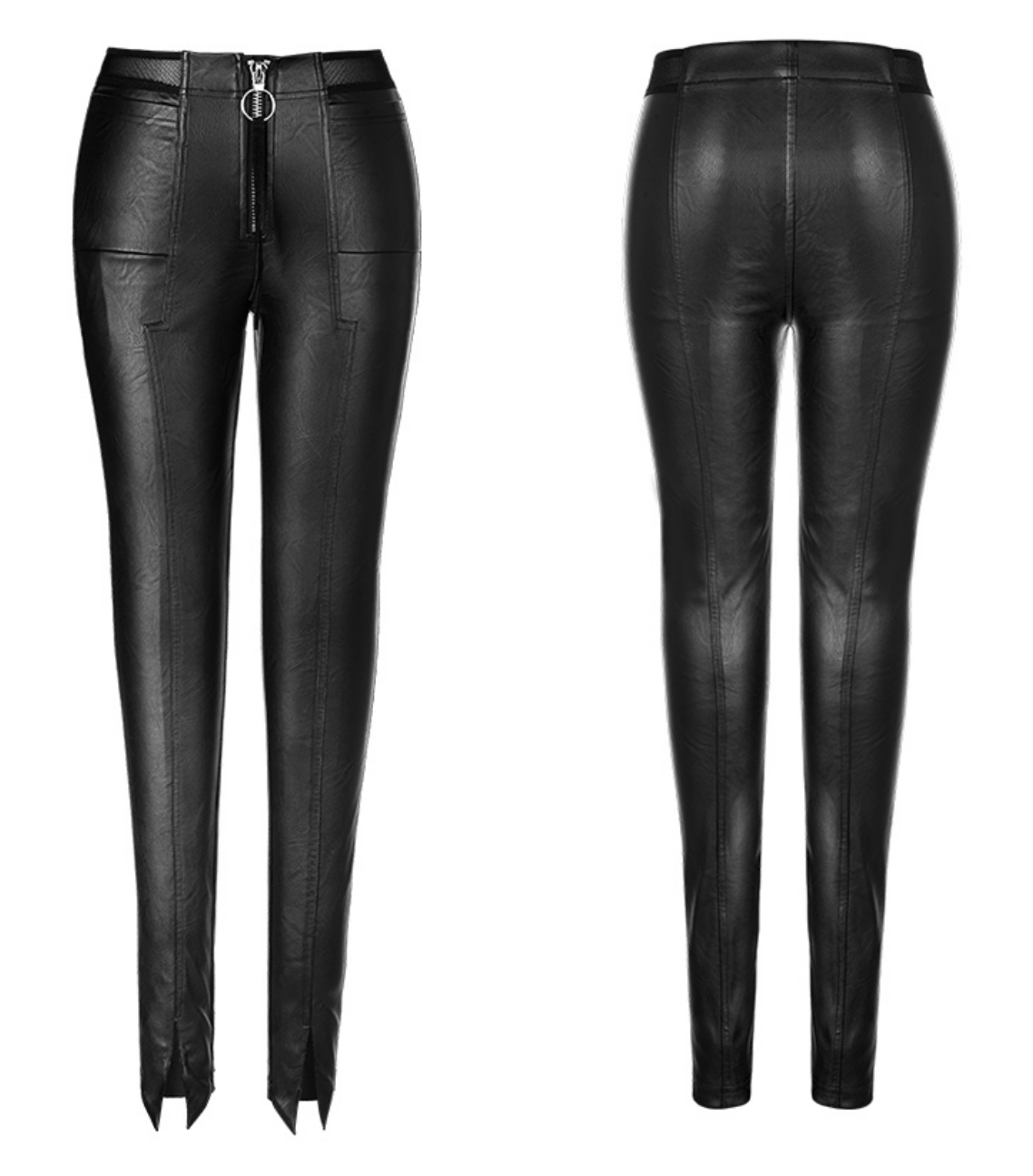 PNKR Skinny Leatherette Legging Pants