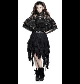 High Collar Lace Lolita Cloak