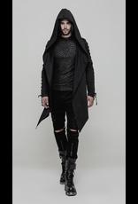 PNKR Lace-Up Sleeve Hoodie Jacket