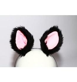 Clip-On Faux Fur Ears