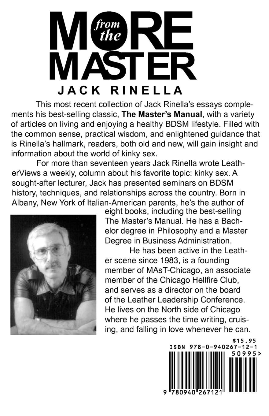 More from the Master Rinella
