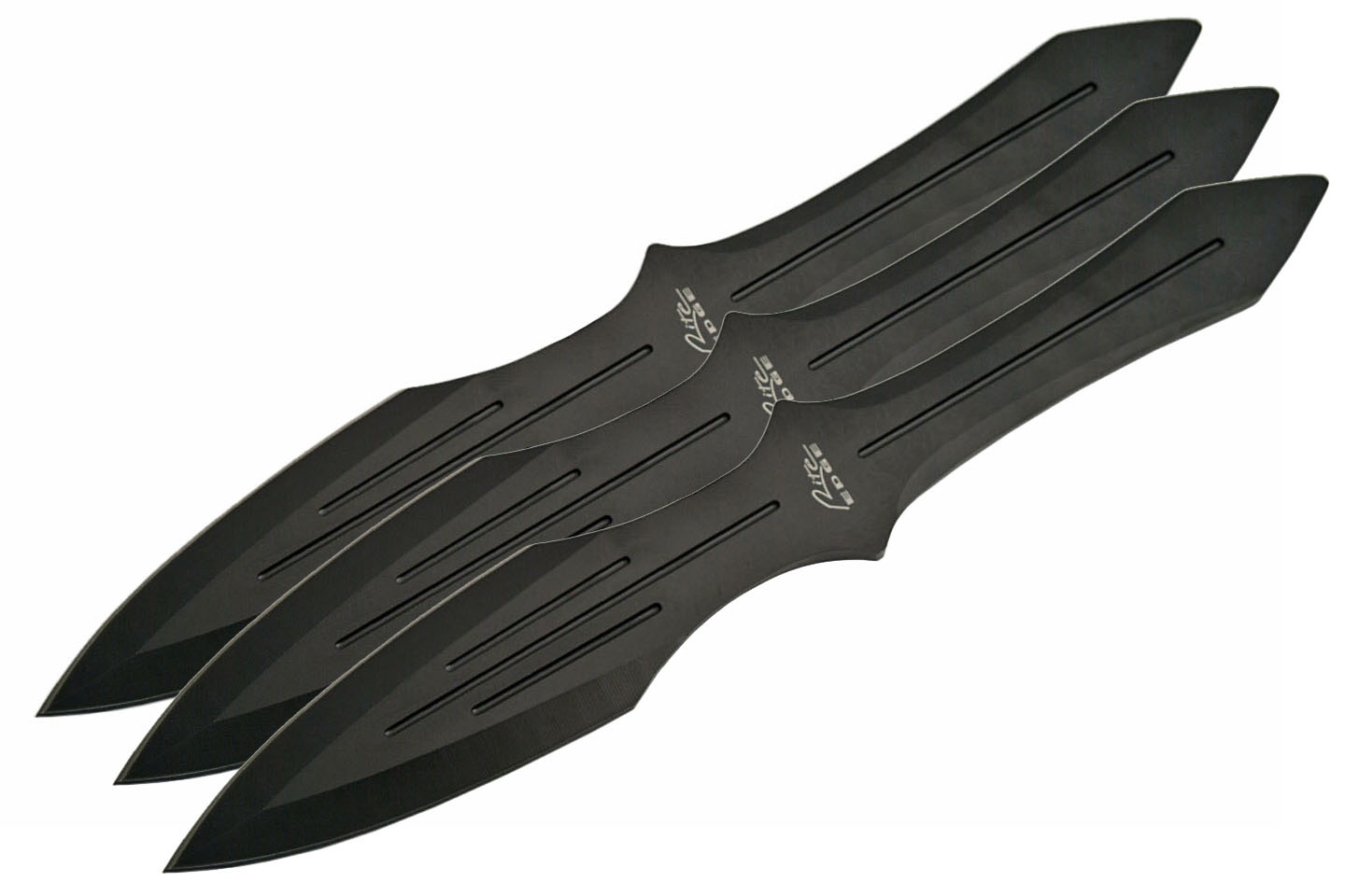 Pro Quality 3 Piece Throwing Knife Set