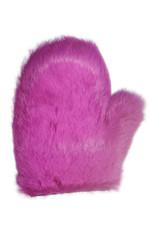 Rabbit Fur Spanking Mitt