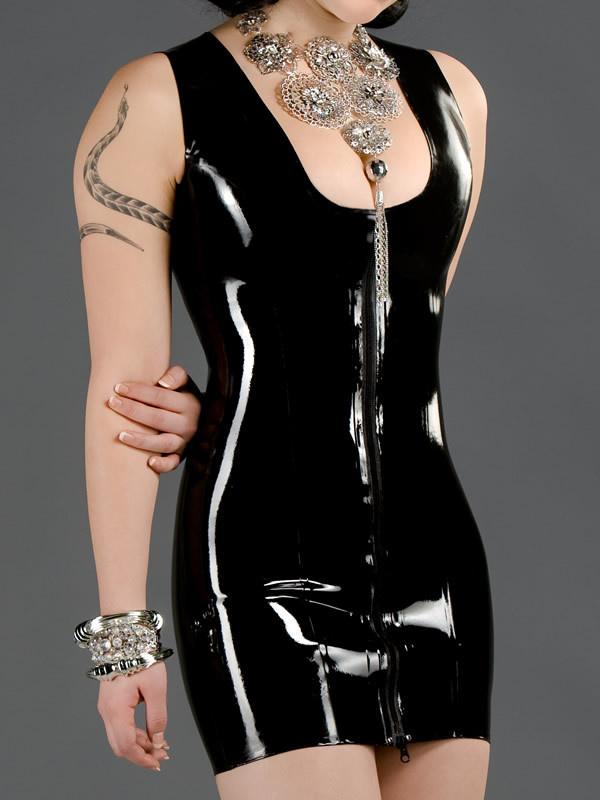 Polymorphe DP Latex Elegance Dress