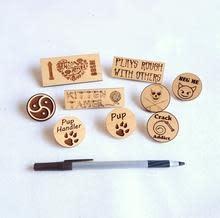 Firebird Firebird Wood Pins