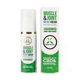 Green Roads CBD Soothing Topical Pain Cream