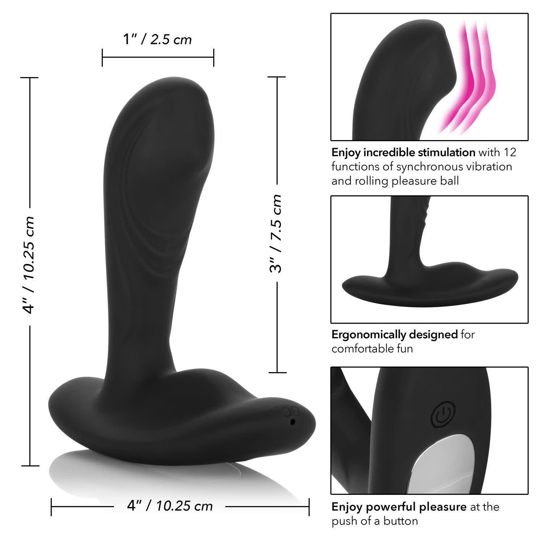 Rollerball G-Spot/Prostate Pleaser