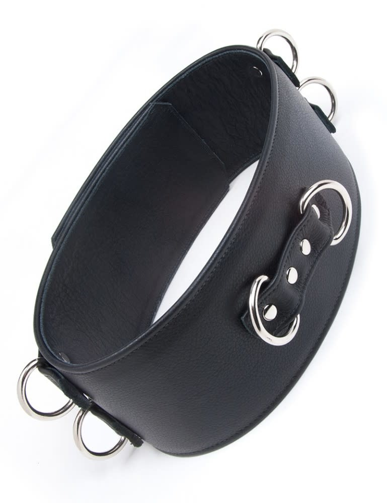 Premium Leather Locking Waist Cuff