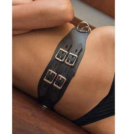 Vondage Lockable Waist Cuff / Cincher Belt