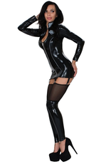 Datex Military Dress with Stockings