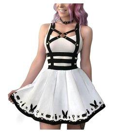 Bondage Bunny Overall Skirt