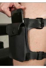 Leather Dark Room Leg Harness