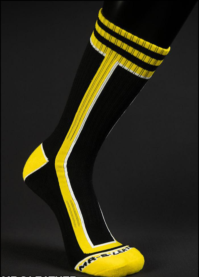 Mr. S. Brawler Crew Socks