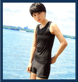 Imported FTM  Binder Swimsuit set