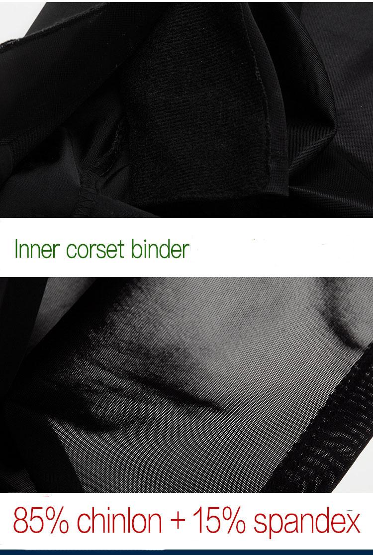 Imported FTM  Binder Swimsuit set