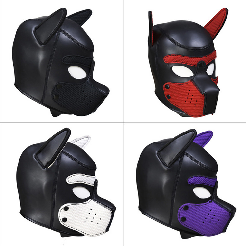 Imported Neoprene Puppy Hood
