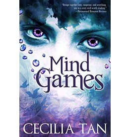 Mind Games: A Paranormal Thriller Cecelia Tan