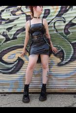 Spookie Kidz Vinyl Dress