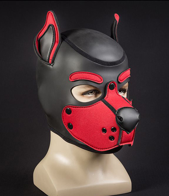 Mr. S. Neoprene K9 Hood