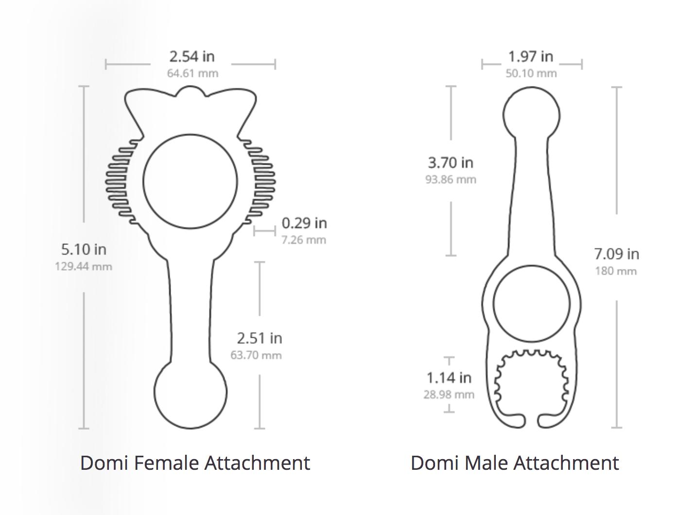 Lovense Domi Attachment