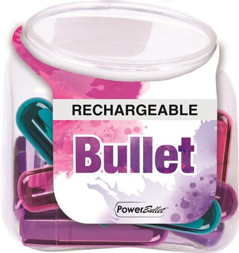 Power Bullet Rechargeable Asstd