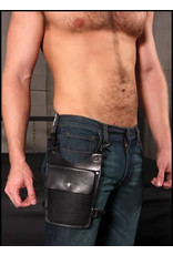 Leather Thigh Holster Harness