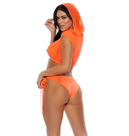 Hooded Glow Mesh Set