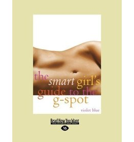 Cleis Press Smart Girl's Guide to the G-Spot Violet Blue