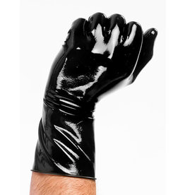DP Latex Wrist Length Gloves