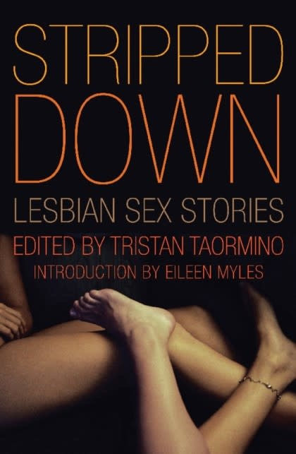Cleis Press Stripped Down: Lesbian Sex Stories