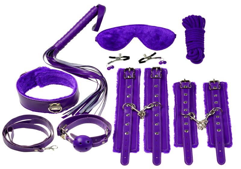 Everything Beginner's Bondage Kit