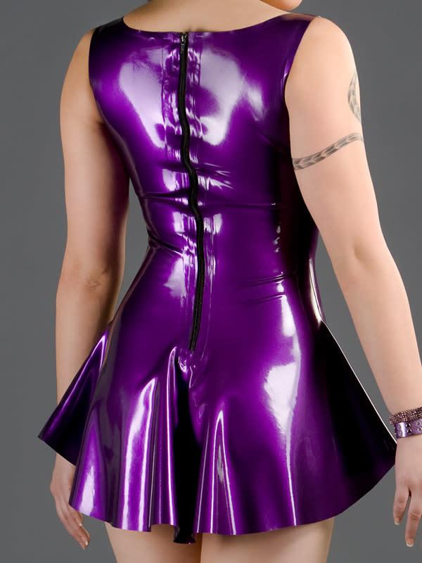 Polymorphe Latex Schoolgirl Dress