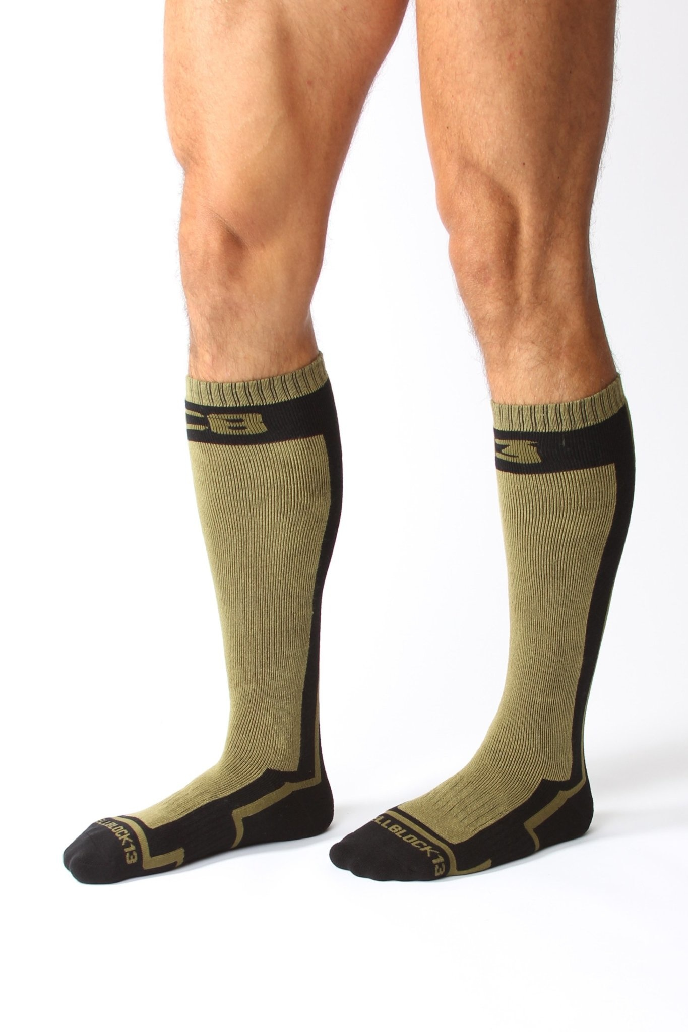 CellBlock 13 Full Throttle Knee High Sock