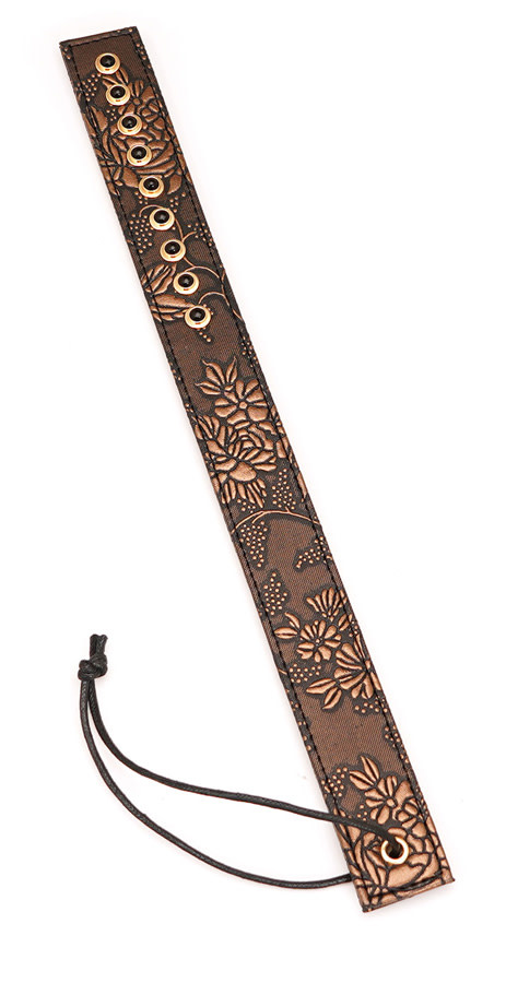 Faux Leather Paddle