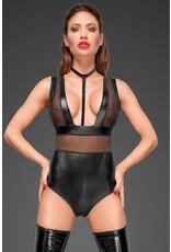 Power Wetlook Bodysuit