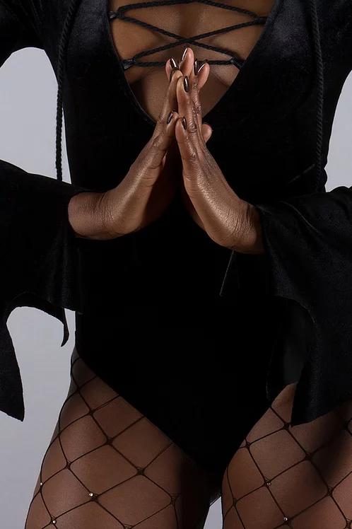 Mistress Bodysuit Medium