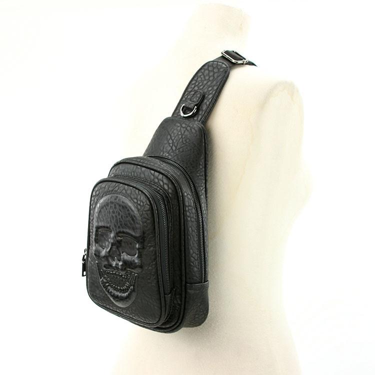 Skull Sling Bag