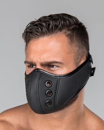 Maskulo Armored Muzzle Mask