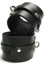 Kink Lab Leather Wrist Cuffs